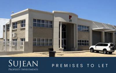 Industrial Warehouse Premises – Stikland
