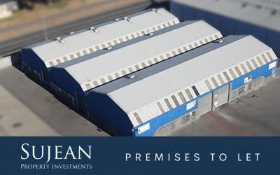 Industrial Warehouse Premises – Brackenfell